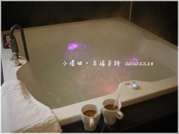 [玩♡台北-北投~冬天就愛硫磺味。水都溫泉會館] @小環妞 幸福足跡