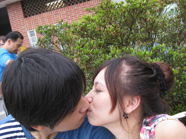 [♡大頭兵日記DAY17-貼心!] @小環妞 幸福足跡