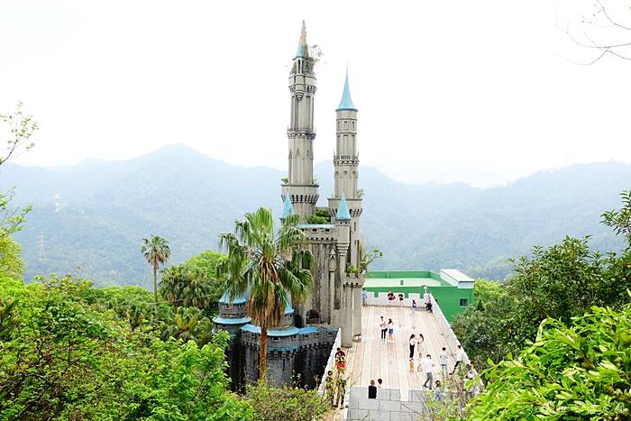【新竹城堡秘境】佛陀世界,新竹關西夢幻城堡,IG打卡熱門景點