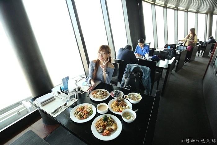 【澳門旅遊塔】360旋轉餐廳,地板會轉動!午餐下午茶晚餐可選 @小環妞 幸福足跡