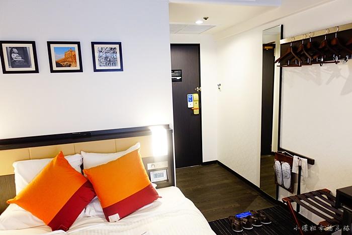 【心齋橋住宿推薦】HOTEL MYSTAYS,大阪便宜熱門飯店,近地鐵! @小環妞 幸福足跡
