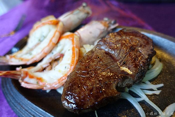 【台北約會餐廳】小統一牛排,老牌牛排館,節日慶生熱門西餐廳 @小環妞 幸福足跡