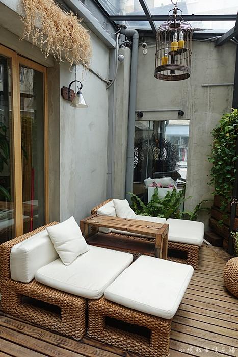 【忠孝敦化不限時咖啡廳】QUAY CAFE奎咖啡館,台北花牆咖啡廳 @小環妞 幸福足跡
