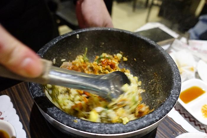 【南大門韓國烤肉】台北韓式烤肉,推薦必吃辣豬五花,美味啊! @小環妞 幸福足跡