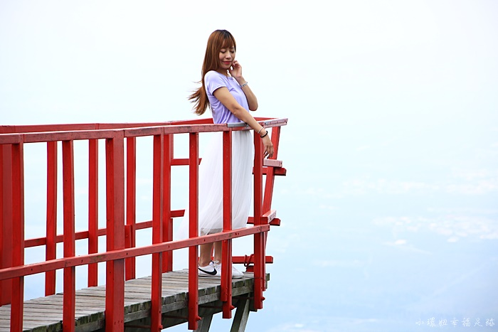 【屏東私房景點】紫心樓,可怕的天空步道,懼高症者慎入(有影片) @小環妞 幸福足跡