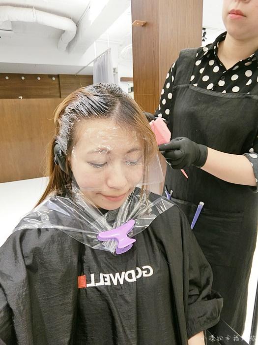 【中山站美髮】我多年來的頭髮都交給BONBONHAIR,開二店了唷! @小環妞 幸福足跡