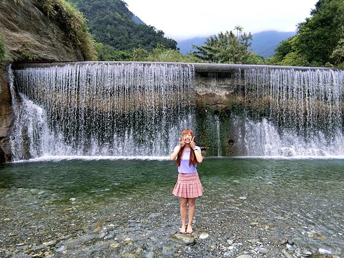 【花蓮翡翠谷】花蓮私房秘境景點,夢中的水簾瀑布竟出現眼前?!