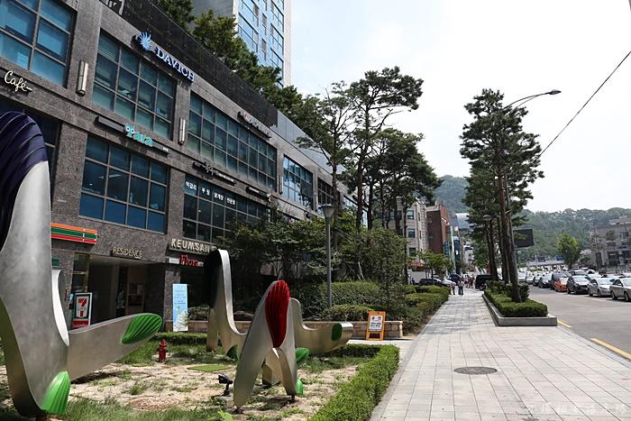 【N首爾塔門票&交通&南山纜車】首爾必遊景點,韓國戀人約會聖地 @小環妞 幸福足跡