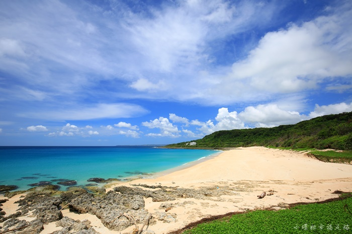 【墾丁秘境】砂島沙灘,墾丁最美的貝殼沙灘,不用出國就看得到