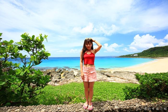 【墾丁秘境】砂島沙灘,墾丁最美的貝殼沙灘,不用出國就看得到 @小環妞 幸福足跡