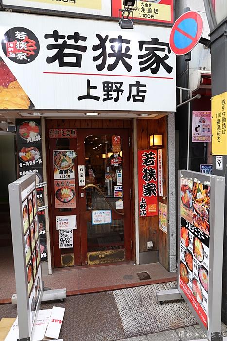 【上野逛街地圖】東京上野怎麼玩?阿美橫町必吃美食,必買藥妝 @小環妞 幸福足跡