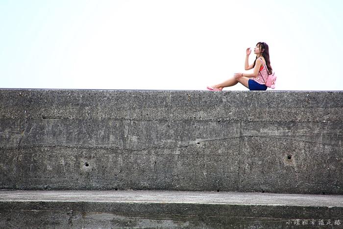 【墾丁香蕉灣】墾丁浮潛玩水聖地,絕美的小海灣,海水超清澈! @小環妞 幸福足跡