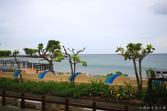 【墾丁海景民宿】後面有灣Hooope Inn,獨立泳池villa房型超熱門 @小環妞 幸福足跡