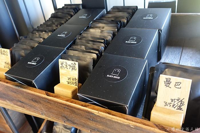 【宜蘭黑宅咖啡】BLACK HOUSE CAFE,黑色屋子有夢幻早午餐! @小環妞 幸福足跡