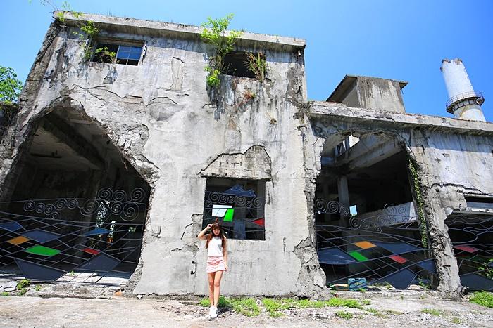 【宜蘭新景點】中興文化創意園區,廢棄紙廠搖身一變文創園區 @小環妞 幸福足跡