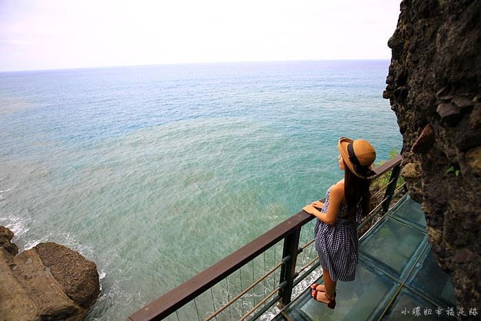 【花蓮豐濱天空步道】親不知子斷崖,驚奇玻璃空橋!新開幕來挑戰