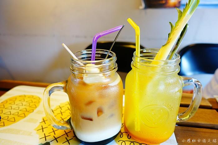 【靠北過日子Quiet B. Days】北海岸金山海景咖啡廳,浮誇的飲料 @小環妞 幸福足跡