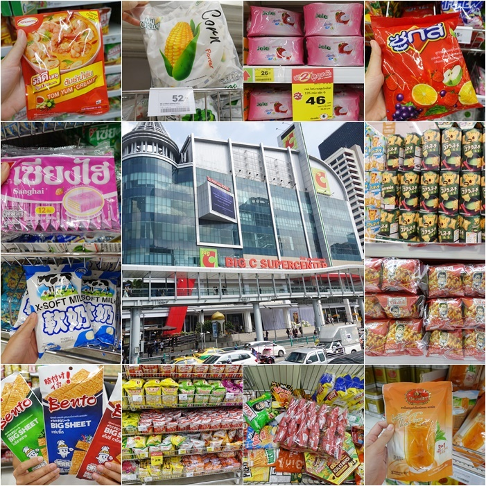 【曼谷自由行】曼谷自助怎麼玩?必買必吃必去超強行程,最新! @小環妞 幸福足跡