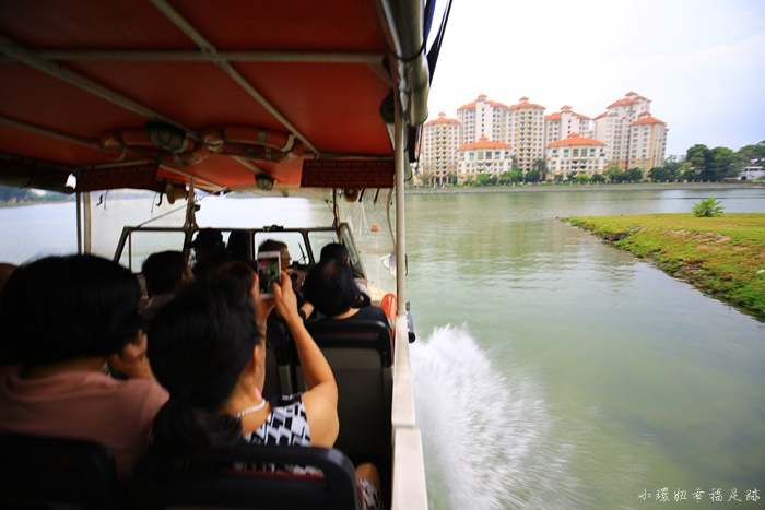 【新加坡鴨子船】水陸兩棲鴨子船,新加坡必玩熱門活動提早預約 @小環妞 幸福足跡