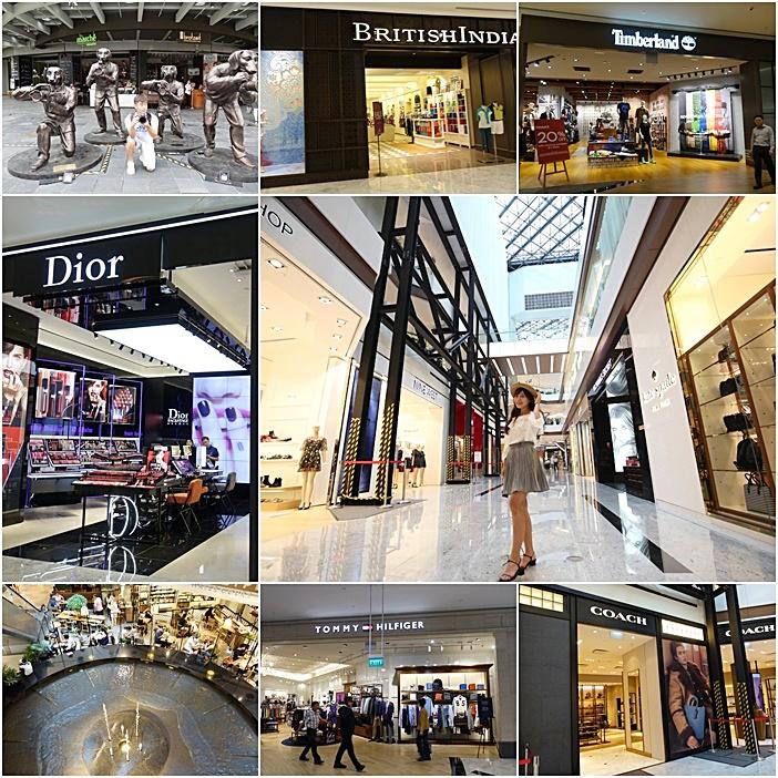 【新加坡購物中心】萊佛士城Raffles City,必逛購物景點,很好逛唷!