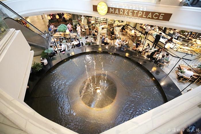 【新加坡購物中心】萊佛士城Raffles City,必逛購物景點,很好逛唷! @小環妞 幸福足跡