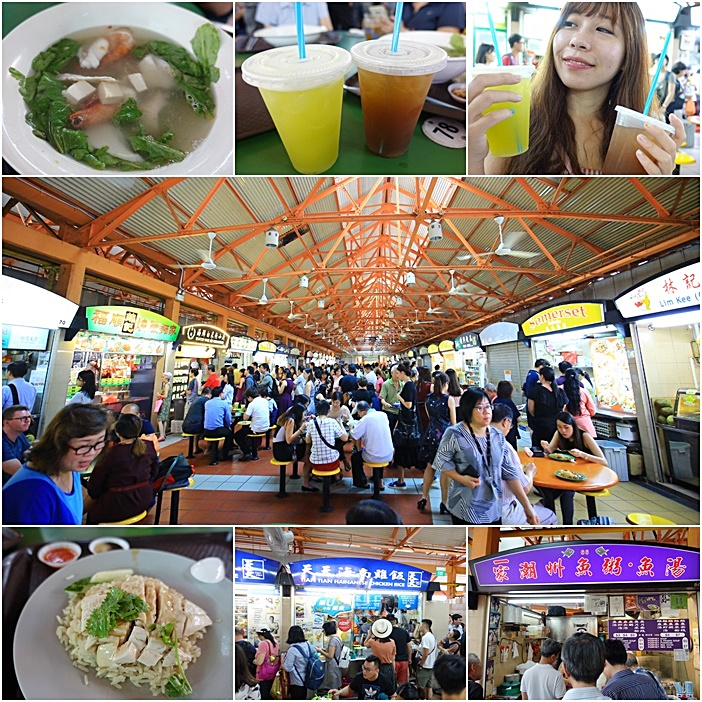 【麥士威熟食中心必吃】新加坡美食小吃街,在地人也愛來,已2訪