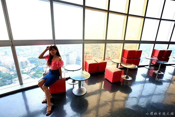 【曼谷高空餐廳】彩虹雲霄酒店天空自助餐,超便宜CP值好高,必吃 @小環妞 幸福足跡