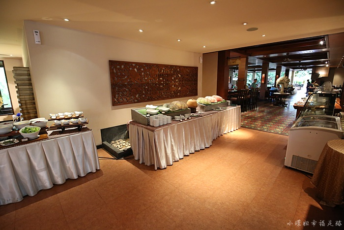 【清邁五星級飯店】Siripanna Villa,平價高檔酒店,夢幻的環狀泳池 @小環妞 幸福足跡