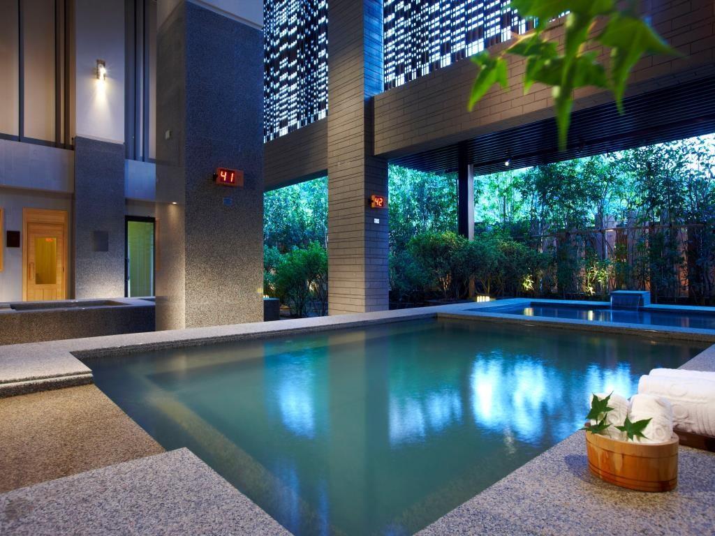 【北投麗禧溫泉酒店】超乎想像的泡湯住宿,裸湯內有蘋果免費吃