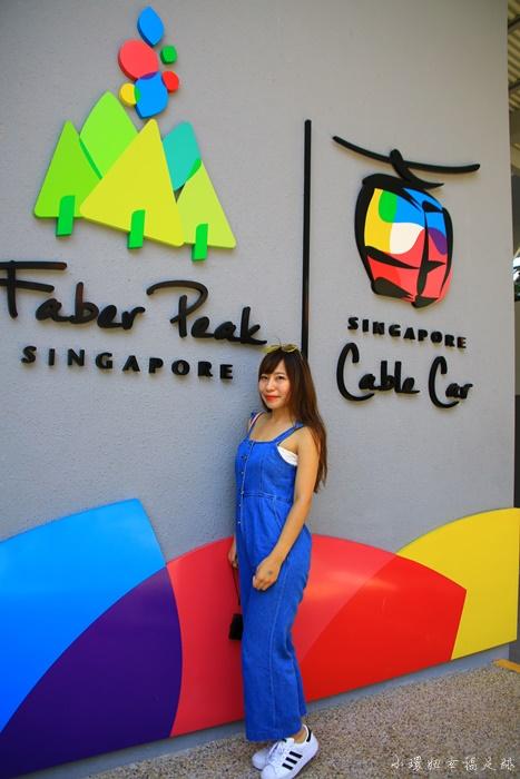 【新加坡珠寶盒纜車】聖淘沙必搭!花柏山線&聖淘沙線各站景點 @小環妞 幸福足跡