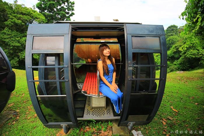 【新加坡景點】花柏山纜車.花柏山公園.小魚尾獅.踏青看景好去處 @小環妞 幸福足跡