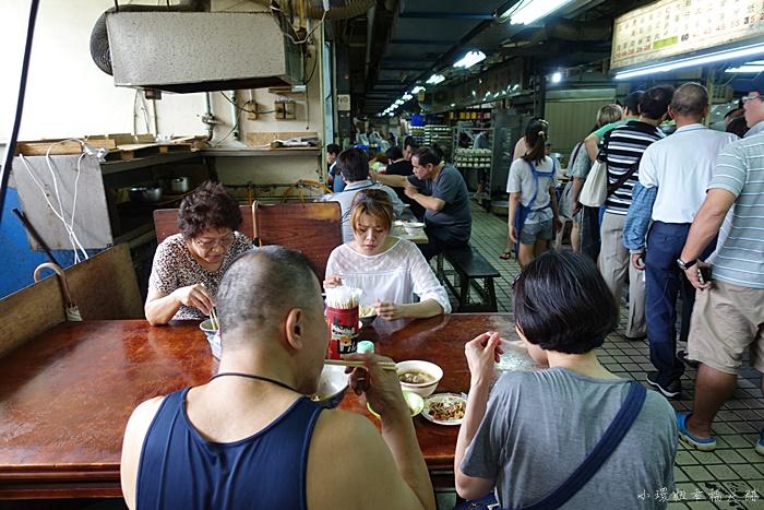 【北投市場美食】矮仔財滷肉飯,排隊熱門店,古早味的滷肉飯 @小環妞 幸福足跡