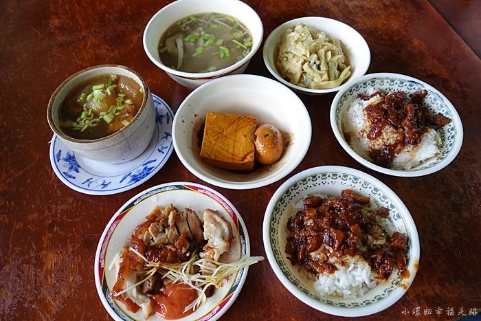 【北投市場美食】矮仔財滷肉飯,排隊熱門店,古早味的滷肉飯
