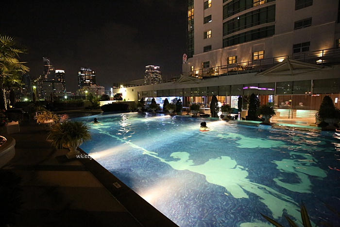 【曼谷住宿】水門市場伯克利飯店Berkeley Hotel,房價便宜到哭出來 @小環妞 幸福足跡