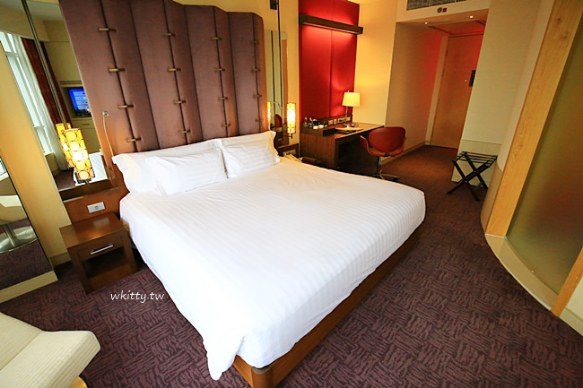 【曼谷五星平價住宿】Centara Grand Hotel飯店,必去Red Sky Bar @小環妞 幸福足跡
