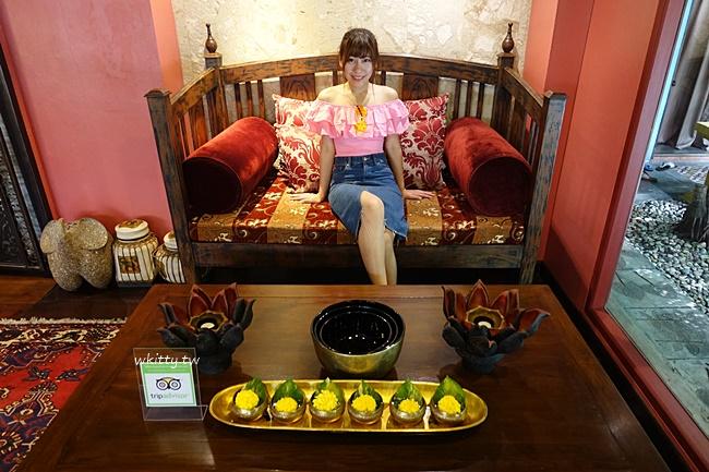 【曼谷高級按摩推薦】Oasis Spa 51綠洲水療按摩,歐風優雅環境 @小環妞 幸福足跡