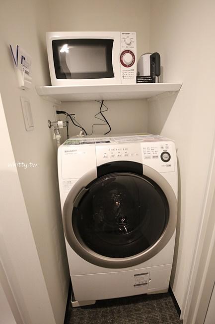 【新宿住宿】東急Stay飯店,評價極好,房內有洗烘脫衣機,太威了! @小環妞 幸福足跡