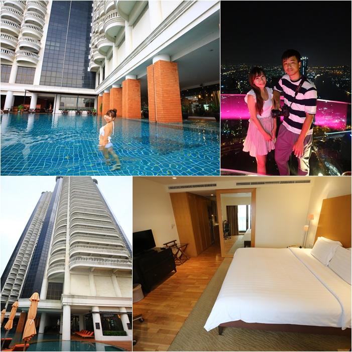 【曼谷蓮花大飯店】Lebua at State Tower,五星便宜住宿,頂樓知名酒吧