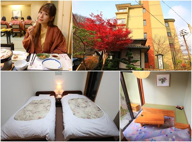 【北海道登別便宜住宿】花鐘亭花屋日式溫泉旅館,一泊二食很推薦