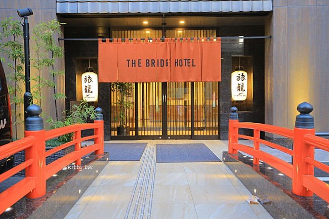 【心齋橋住宿】THE BRIDGE HOTEL,大阪評價超高飯店,拉麵啤酒吃到飽