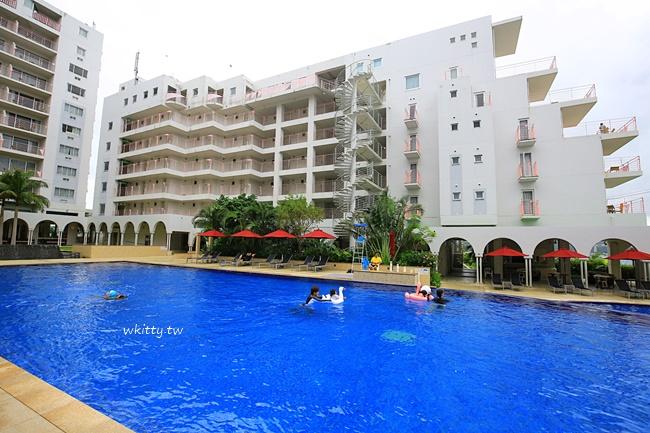 【沖繩北部住宿】MAHAINA健康度假飯店,cp值高,美麗海水族館旁 @小環妞 幸福足跡