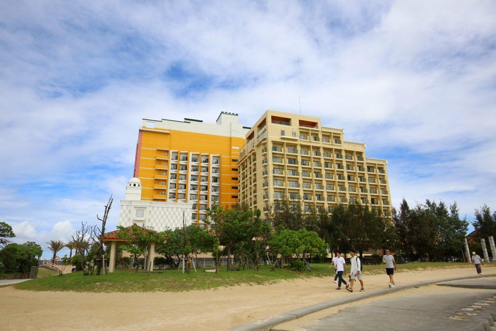 【沖繩美國村住宿】Vessel hotel Campana坎帕納船舶飯店,推薦!