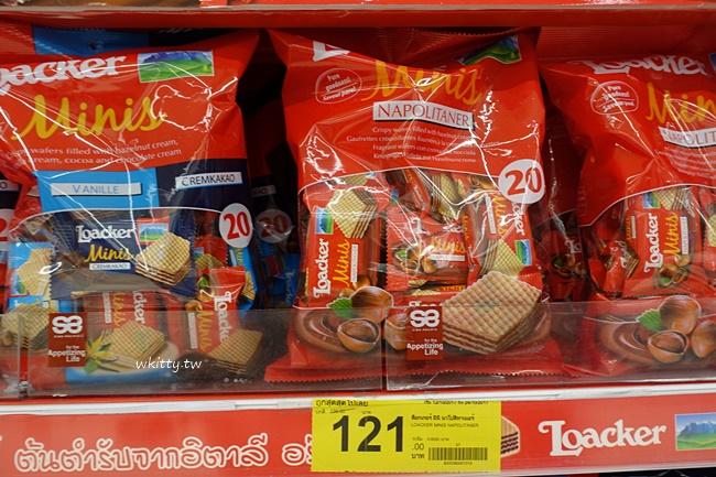 【2018 Big C必買清單】泰國必買零食餅乾都在Big C,附詳細價格! @小環妞 幸福足跡