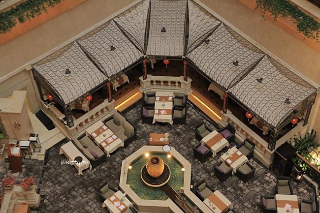 【香港住宿】香港帝苑酒店,優質五星級飯店推薦,空中泳池好棒 @小環妞 幸福足跡