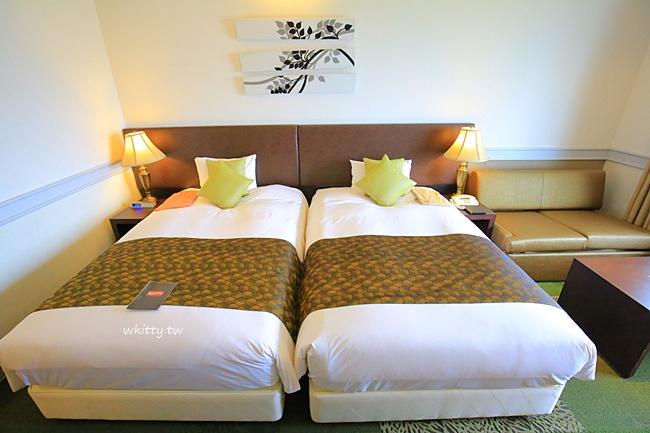 【沖繩水族館住宿】美麗海世紀飯店,水族館走2分鐘就到,超方便! @小環妞 幸福足跡