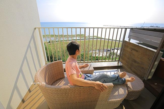 【琉球溫泉瀨長島飯店】沖繩海景溫泉飯店推薦,邊泡湯邊看海超讚 @小環妞 幸福足跡
