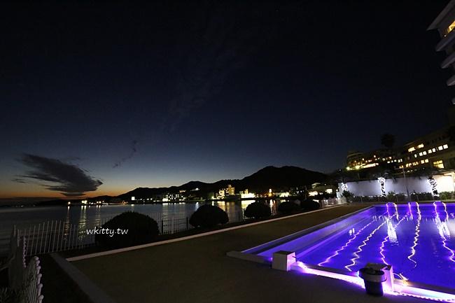 【小豆島國際飯店】天使之路,露天海景溫泉,小豆島住宿第一選擇 @小環妞 幸福足跡