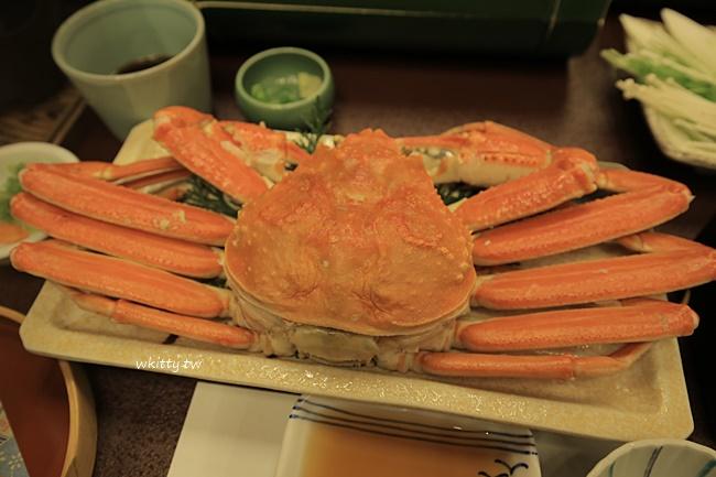 【城崎溫泉住宿】川口屋城崎河畔飯店,大螃蟹晚餐,一泊二食推薦 @小環妞 幸福足跡