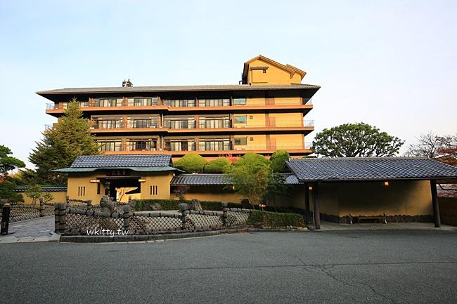 【有馬溫泉住宿】元湯古泉閣,來去神戶有馬溫泉泡湯住小木屋! @小環妞 幸福足跡