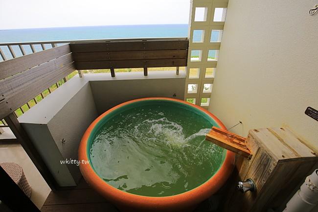 沖繩瀨長島飯店-住宿可泡溫泉,看飛機,賞海景,一次滿足! @小環妞 幸福足跡